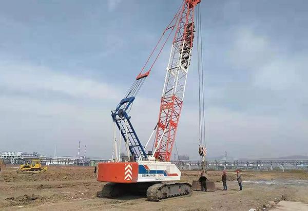 安徽宿州强夯地基施工