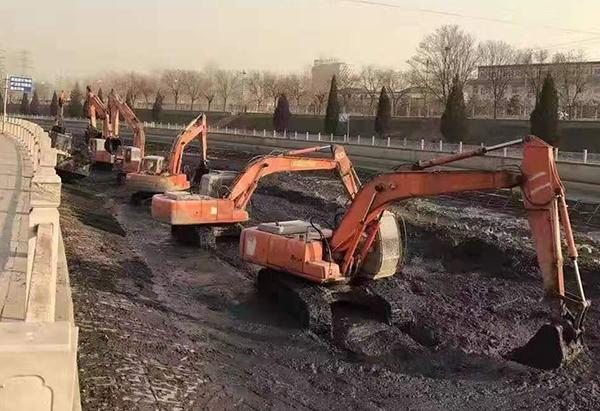 河南省护城河改造工程